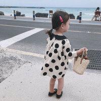 女童春�b�B衣裙款�和�公主裙中小童小女孩裙子