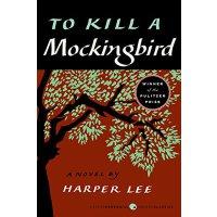 杀死一只知更鸟 英文原版 To Kill a Mockingbird