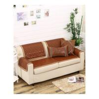 夏季沙发垫麻将坐垫夏天布艺沙发凉席竹凉垫防滑单双三人定制定做・ 冰爽麻将沙发垫
