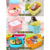 【支持礼品卡】收纳箱塑料特大号整理箱玩具收纳盒家用衣服储物箱儿童箱子 p1h