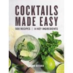 【预订】Cocktails Made Easy: 500 Recipes, 14 Key Ingredients