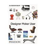 【预订】【Design Museum】Designer Maker User,设计师 制作者 使用者 英文原版产品设计