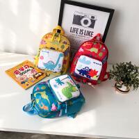 幼儿园书包女生3-5-6岁宝宝潮婴儿童防走失背包可爱恐龙男童包包