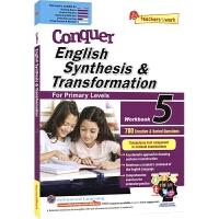 SAP Conquer Synthesis & Transformation 5 五年级攻克系列句子&变形练习册 连词