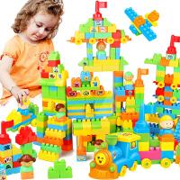 儿童宝宝大号拼装拼插3-6岁礼物大颗粒塑料积木玩具