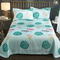 啄木鸟冰丝席凉席1.8m床双人床单床裙款可水洗夏季空调软席子