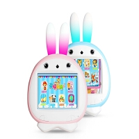 护眼无线平板电脑学习点读机宝宝早教机儿童触摸屏wifi视频故事机