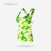 瑜伽服秋冬健身性感背心带胸垫跑步专业运动速干高弹女上衣