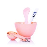调面膜的碗 diy六件套装 海藻面膜调和碗化妆美容院用品全套工具