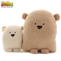 可爱卡通暖手抱枕插手毛绒玩具三合一捂手毯靠垫公仔午休枕礼物女