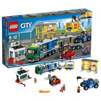 LEGO乐高城市系列货运港口60169