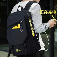初中学生书包休闲旅游创意韩版时尚潮流街头