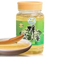 鲍记滋补营养农家野生天然洋槐蜂蜜500g*1