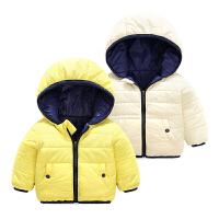 女童棉衣服新款婴儿外套装洋气冬装宝宝0岁1个月3新生儿2冬季