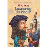 英文原版 名人传记系列 Who Was Leonardo da Vinci?