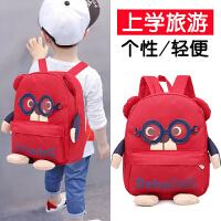幼儿园书包宝宝1-3-5岁女孩双肩包男潮6男童可爱韩版大班儿童背包