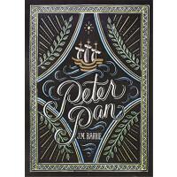 小飞侠彼得潘(粉笔画封面版) 英文原版 Peter Pan