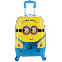儿童拉杆箱18寸行李箱万向轮男女小学生拉杆书包19寸旅行密码箱潮