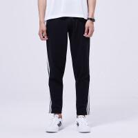 阿迪达斯adidas2018男装运动长裤运动服运动休闲BK7414