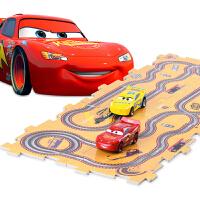 电动轨道车遥控车儿童玩具汽车