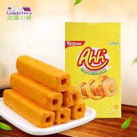 【促销】丽芝士雅嘉奶酪味玉米棒400g 印尼进口零食膨化食品richeese