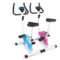 家用动感单车静音室内自行车锻炼健身车康复训练健身器材