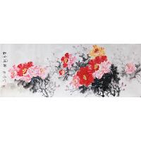 张永--《牡丹花开》