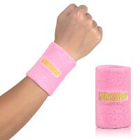 护腕 0100加长加厚全棉篮球羽毛球运动男女吸汗护具