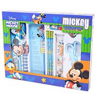 奖励学习用具套装儿童文具用品小学生女孩礼物礼盒女童6-10岁礼品 Z6972 蓝