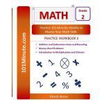 【预订】101minute.com Grade 2 Math Practice Workbook 3: Additio