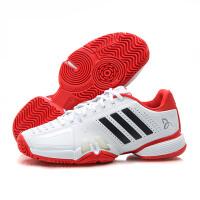 adidas阿迪达斯男子NOVAK PRO德约科维奇网球鞋2017年新款透气耐磨运动鞋CG3081