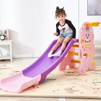 小型滑梯室内儿童塑料滑梯组合家用宝宝上下可折叠滑滑梯玩具