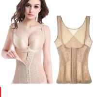 加强版燃脂分体塑身上衣服收腹束腰美体背心产后束身内衣薄款 j0a