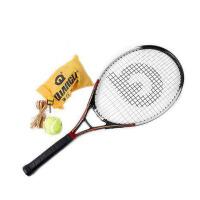 强力 碳铝一体网球拍 单人训练 网球拍 强力8912B