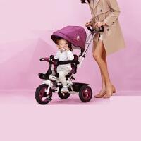 【支持礼品卡】儿童三轮车脚踏车1-3周岁婴儿手推车2-6宝宝幼童3轮车子大号w6z