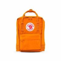 【网易考拉】【焦橙色】Fjallraven 瑞典北极狐 Kanken Mini 迷你款双肩背包 F23561-212