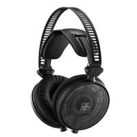 铁三角 R70X ATH-R70X 开放式监听耳机 黑色