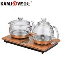 金灶(KAMJOVE) H8 全智能茶艺炉涌泉式全自动上水电热水壶电茶炉