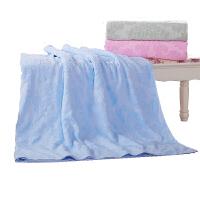 毛巾被纯棉 毛巾毯单人双人加厚空调毯夏被儿童盖毯午睡毯