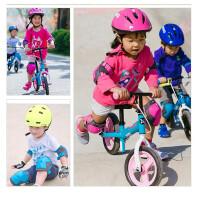 户外运动儿童自行车护具套装滑步车平衡车骑行全套护膝护肘