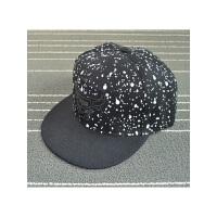 欧美范潮流街拍 芝加哥公牛帽子hiphop棒球帽嘻哈街舞帽平沿帽