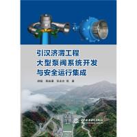 引汉济渭工程大型泵阀系统开发与安全运行集成 水利水电