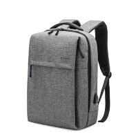 292双肩电脑包13.3/14/.6寸男小米苹果电脑背包商务笔记本包女