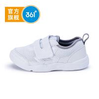 【线下同款】361度童鞋女童休闲鞋18秋季新款小童运动鞋透气鞋子K81834803