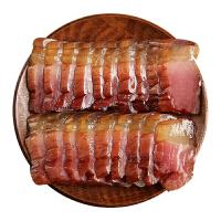 【高坪馆】正宗烟熏土猪腊肉500g袋装 四川特产散装多规格可选 农家自制腊味