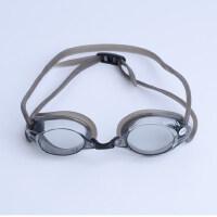 专业防水防雾近视游泳镜 带度数眼镜成人儿童男女通用