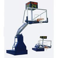 室内手动电动遥控液压篮球架户外标准比赛移动升降篮球架