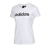 Adidas/阿迪达斯女装 2018新款女子GFX SS T LINEAR运动休闲短袖T恤 DM5321