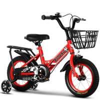 儿童礼品自行车*品儿童自行车3-5-6-7-8-9岁男孩单车12-14-16-18寸脚踏自行车