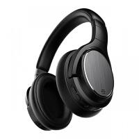 蓝牙耳机头戴式智能主动降噪蓝牙耳机男女无线隔音适用于苹果安卓手机电脑通用消噪耳麦坐飞机地铁睡眠 M1 黑色